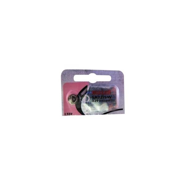SR731 / 329 - 1,55V - knapcelle batteri sølv oxide - Renata