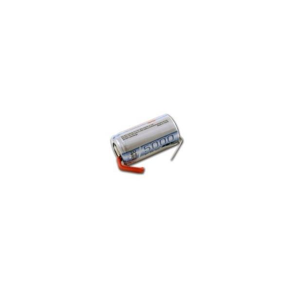 NiMH Sub C 5000 mAh batteri - 1,2V - Tenergy