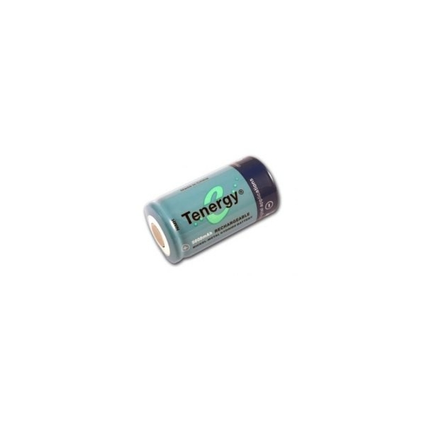 NiMH C 5000 mAh batteri - 1,2V - Tenergy