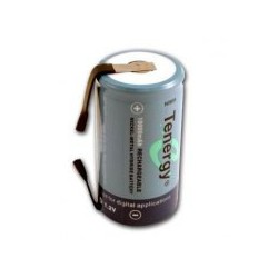NiMH D 10000 mAh Batteri - 1,2V - Tenergy