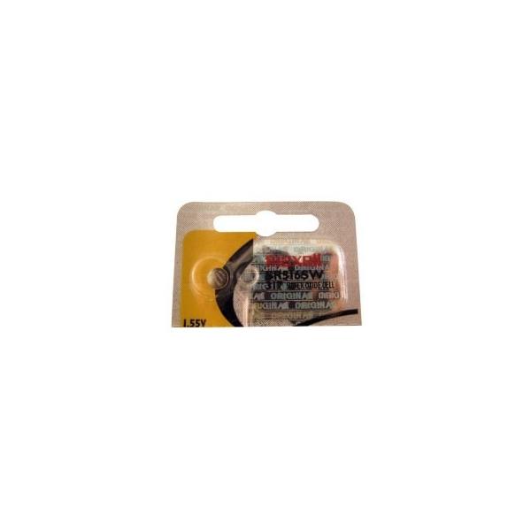 SR516 / 317 Knapcelle batteri Maxell - 1,55V - sølv oxide