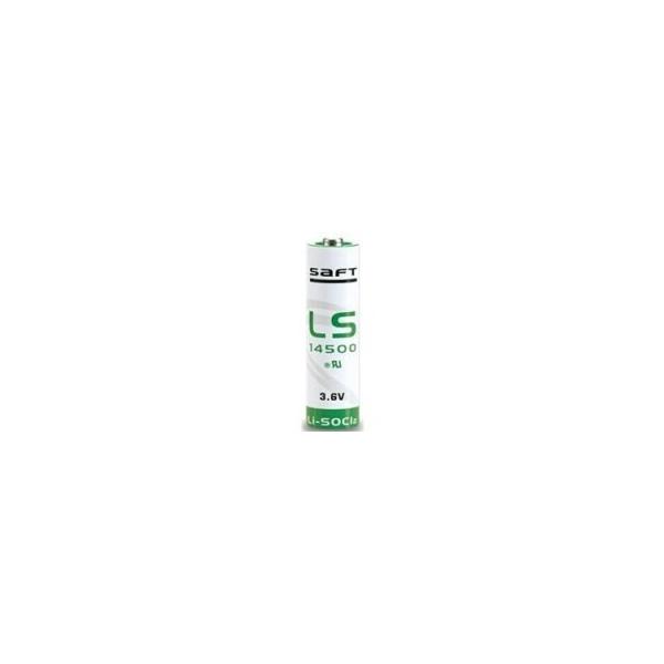 LS 14500 AA Lithium Batteri - 3,6V - Saft