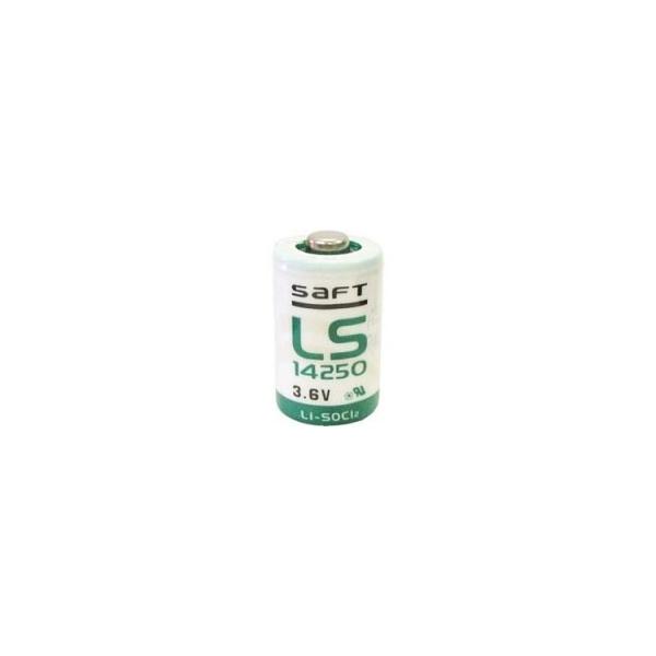 LS 14250 1/2AA Lithium Batteri - 3,6V - Saft