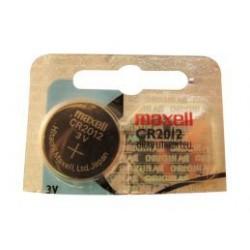 CR2012 Knapcelle lithium batteri - 3V - Maxell
