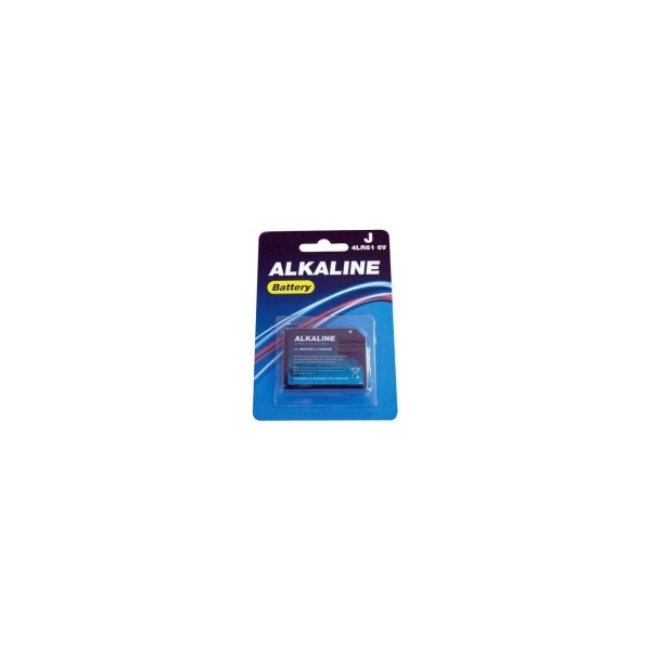 4LR61 / 539 Alkaline batteri - J - 6V - Energizer