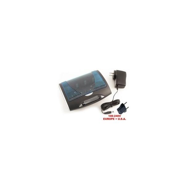 Opladere batteri NiCD NiMH: LR3, LR6, LR14, LR20, 9V