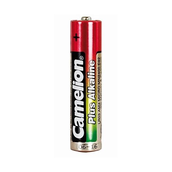 LR3 / AAA Alkaline batteri - 1,5V