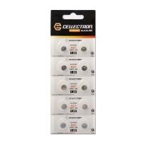 Cellectron 10 AG1/ LR60 / LR620 alkaline knapcelle batteri - 1,5V