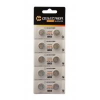 AG10 10 alkaline knapcelle batteri AG10 / LR1130 / 389 1,5V Cellectron