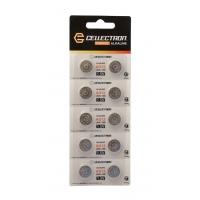 AG12 10 alkaline knapcelle batteri AG12 / LR43 / 386 1,5V Cellectron