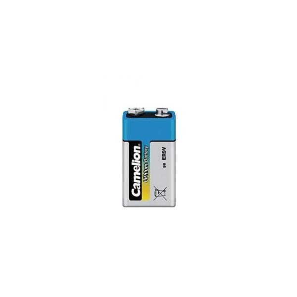 9V / ER9 V lithium Brunstensbatteri