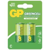 2 X C / R14 Brunstensbatteri - 1,5V
