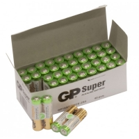 2 x AA / LR6 SUPER - Alkaline batteri - 1,5V - GP Battery