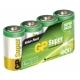 4 x C / LR14 SUPER - Alkaline batteri - 1,5V - GP Battery