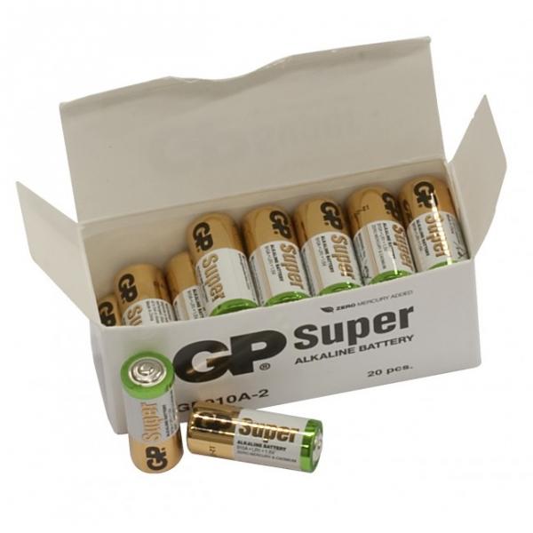 1 x N / LR01 SUPER - Alkaline batteri - 1,5V - GP Battery