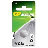 Alkaline knapcelle batteri 1 x GP 625A / LR9 / V625U - 1,5V - GP Battery