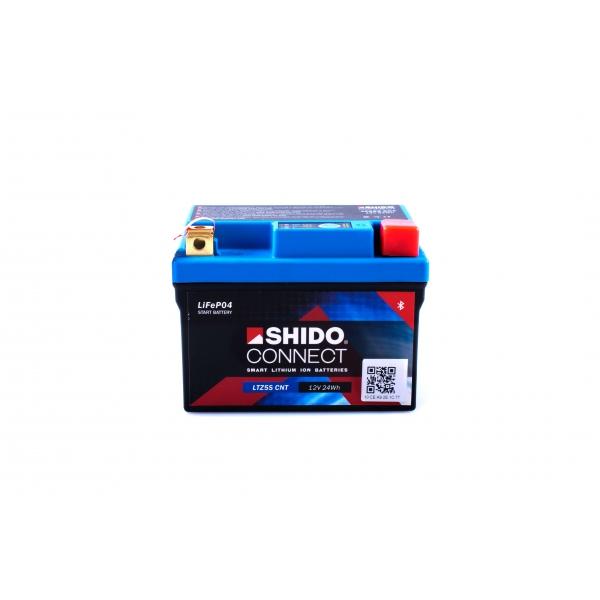 Batteri Shido connect LTZ5S
