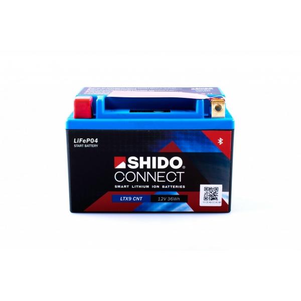 Batteri Shido connect LTX9