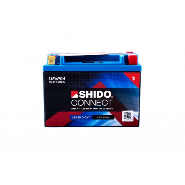 Batteri Shido connect LTX20 Q