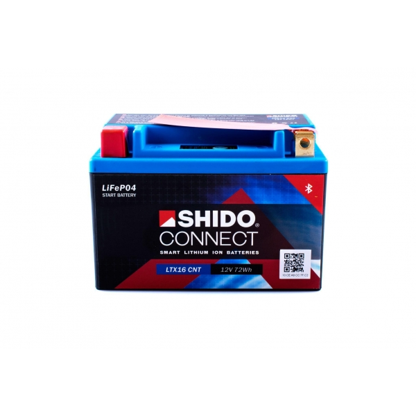 Batteri Shido connect LTX16