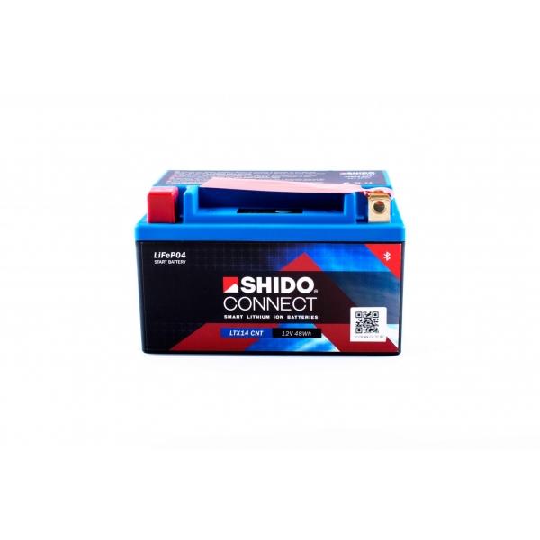 Batteri Shido connect LTX14