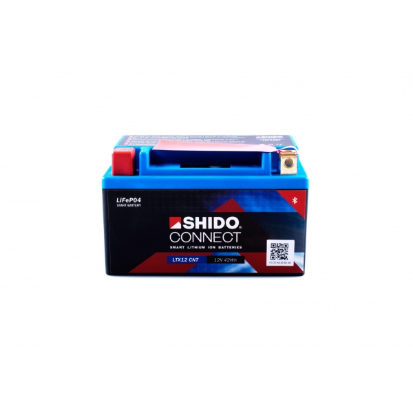 Batteri Shido connect LTX12
