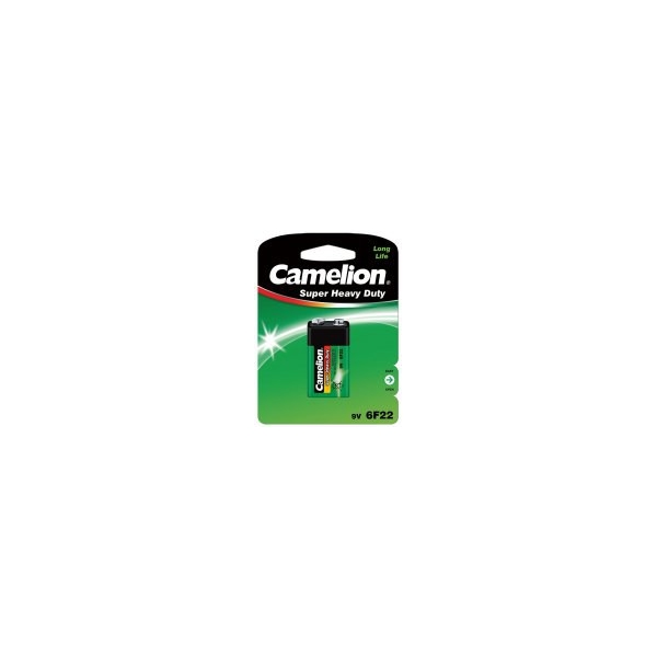 9V / 6LR61 Brunstensbatteri - 9V - Winco