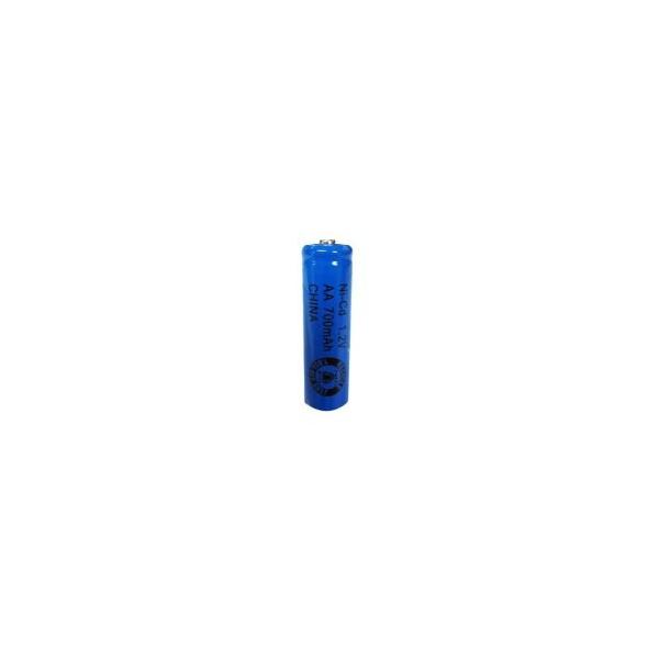 NiCD AA 700 mAh batteri - 1,2V - Evergreen