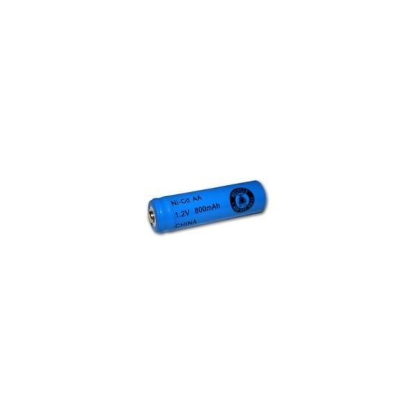 NiCD AA 800 mAh batteri - 1,2V - Evergreen