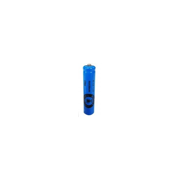 NiCD AAA 300 mAh batteri - 1,2V - Evergreen