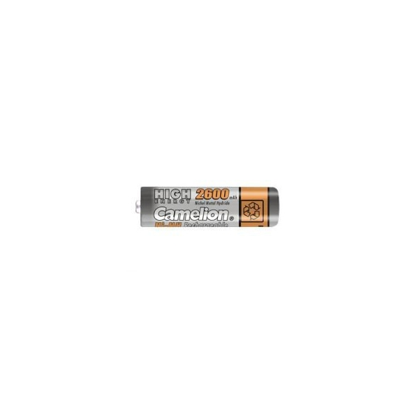 NiMH AA 2600 mAh batteri - 1,2V