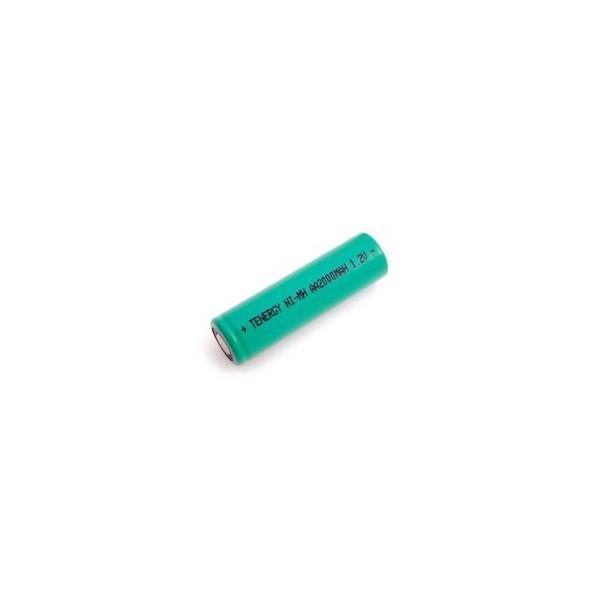 NiMH AA 2300 mAh batteri uden knup - 1,2V - Tenergy