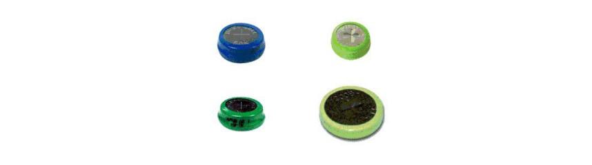 Knapbatteri - NiMH, NiCD